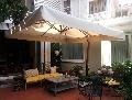 Yeniköy Yalı;3 x 4m Yandan Şemsiye