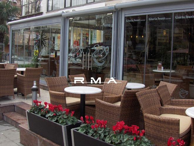 Bağdat Caddesi;Cafe-Restorant