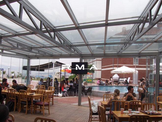 Sabancı Üniversitesi;Cafe-Restorant