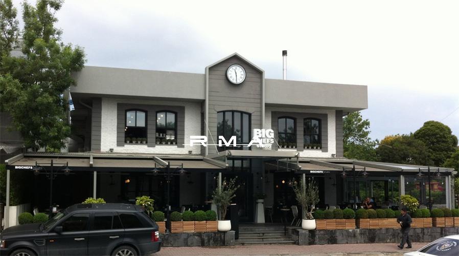 Etiler;Cafe-Restaurant