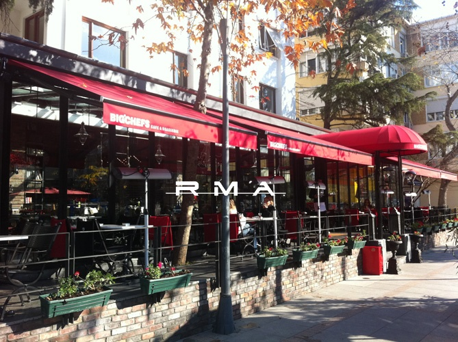 Suadiye;Cafe Restoran